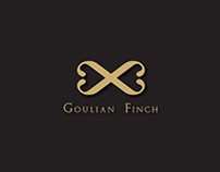 Goulian Finch Luxury Brand Identity