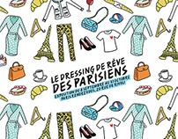 TIFFANY COOPER / LE DRESSING DE RÊVE DES PARISIENS