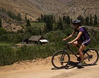 Bicicleta Alcohuaz - Horcón