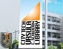 City Tech Ursula C. Schwerin Library