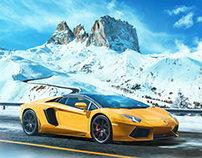 3 Brothers Mount | Lamborghini Aventador