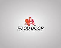 Food Door ׀ Logo