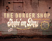 Burger shop revamp
