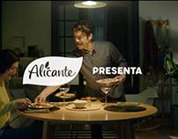 Alicante - Elogio perdido