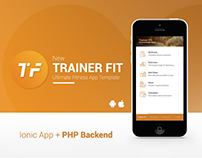 Trainer Fit | Complete Fitness App