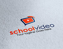 School Video | Logo Template