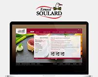 Canard Soulard - Ecommerce Webdesign