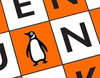 Penguin Books Calendar