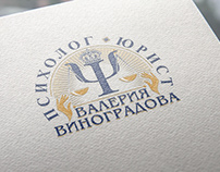 Logo for private lawyer. LOGOFABRIKA.RU