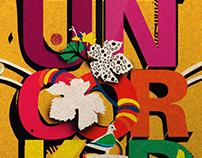 Campo Viejo label design & artwork for exhibition