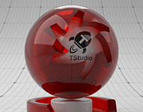 TStudio Free shader ball scene for modo+Octane render