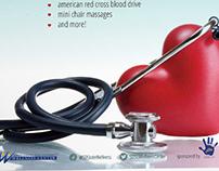 Wellness Fair Poster