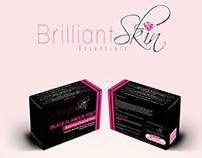 BSE : Black Glamour Soap New Box Design