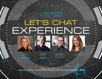 Let's Chat Experience Event