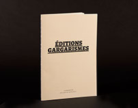 Éditions Gargarismes