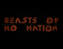 Beasts of No Nation, Title Sequence