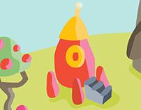 Interactive Children's Book Design
