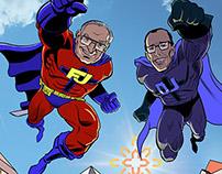 Father Joe's Villages: Superhero Commission