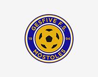 Gesfive Futsal new crest