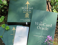 WayCard Oracle Photography and Social Media Design 2017