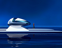 High Speed Catamaran 2
