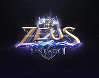 Game LOGO - Zeus