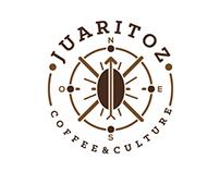 Juaritoz Café Logo Proposal
