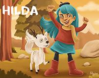 Animation Series fan art illustration