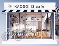 Kaosoi 13 cafe'