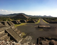 Exploring Mexico's Teotihuacan