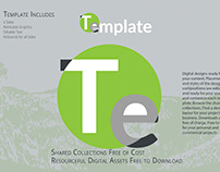 Free Illustrator Template Download-Package 10in Design