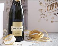 Kit Celebration Box Chandon