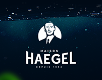 Maison Haegel - Branding & Website