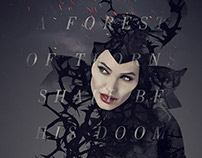 Maleficent: Evil is the New Black Social Media Campaign