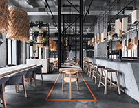 LODBROK restaurant