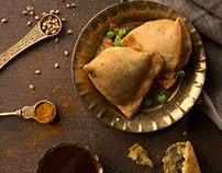 Mumbai Spices Food Photography and Styling
