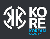 Logo design for socks