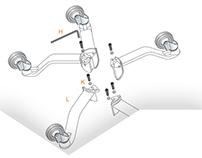 Instructions et illustration technique - 1
