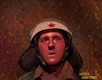 """"""" CHERNOBYL """" .. VASILY IGNATENKO ."""