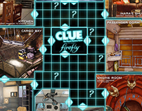 Firefly Clue Game Board