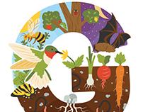 Preschool Gardening Program logo