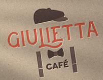 Identidade Visual - Giulietta Café