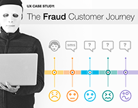 UX Case Study: The Fraud User Journey