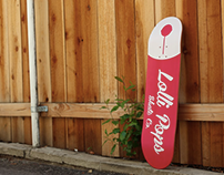 Lolli pops skateboards 2015
