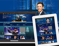THE LATE NIGHT SHOW DIGITAL EXPERIENCE