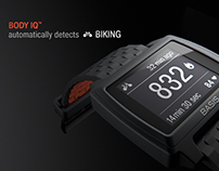 Basis Peak Fitness Watch
