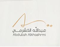 Abdullah Alkhashrmi - Branding