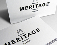 Meritage Coffee Branding & Packaging