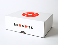 Bronuts Brand Identity