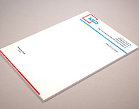 Free Letterhead Design PSD, eps and MS word files!